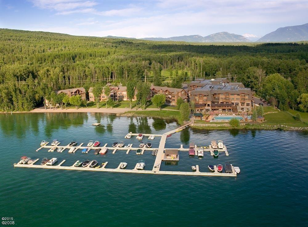 RESIDENCE CLUB AT WHITEFISH LAKE. Shared, (1/12th) deeded ownership of luxury 3-bedroom vacation condo. HOA fees are $3,728.00  yrly / paid annually. Dues include all housekeeping, maintenance, Front Office/Reservations expense, property taxes and a private BOAT, all the services and amenities of the Lodge at Whitefish Lake, VIP ski and golf privileges at Whitefish Mtn Resort and Big Mtn Club, and access to more than 150 other top-quality properties  through the Registry Collection. Call Rhonda Kohl at 406-250-5849, or your real estate professional.