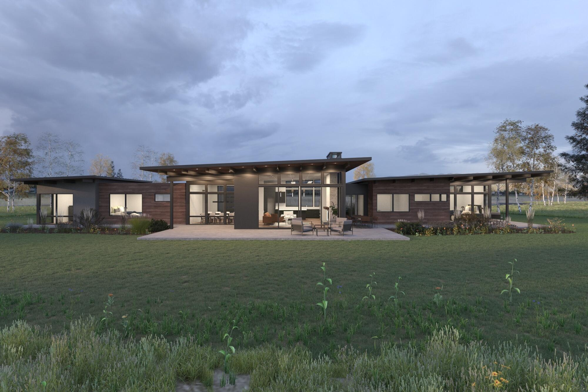 Nhn Royal Coachman Drive Lot 3, Missoula, MT 59808