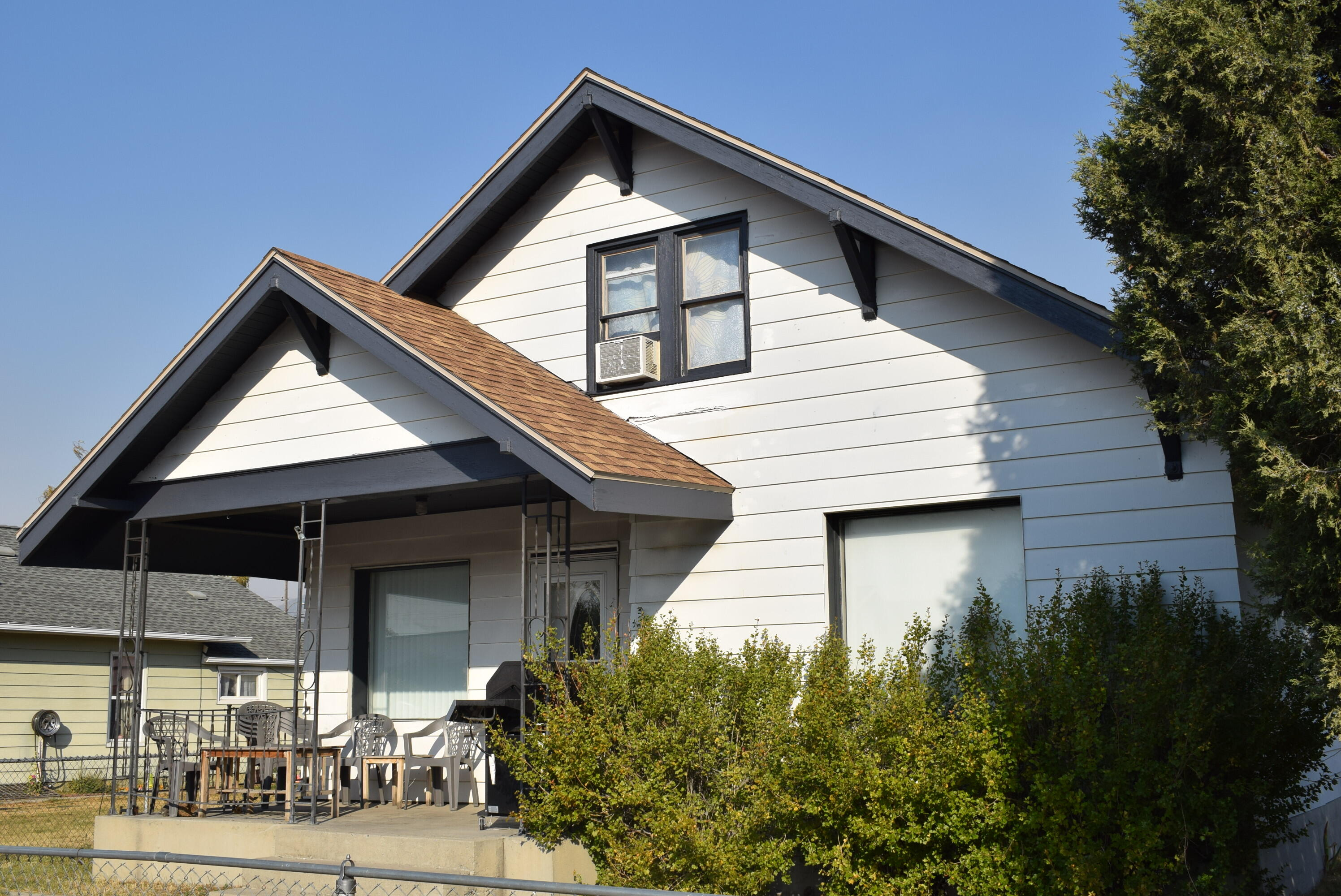 PRICE REDUCED !!!   Nice family home situated in the center of flat area.  1 bedroom main floor 2 bedrooms upstairs.  Fenced yard and nice double garage with easy alley access.  Basement has laundry, storage and a place to hang out.  Newer roof on house and brand new roof on garage, with fresh exterior paint .  House has metal siding and newly painted trim.  Possible VA, FHA or USDA loans.  Call Mick Smith at 406-490-1534 or your real estate professional.