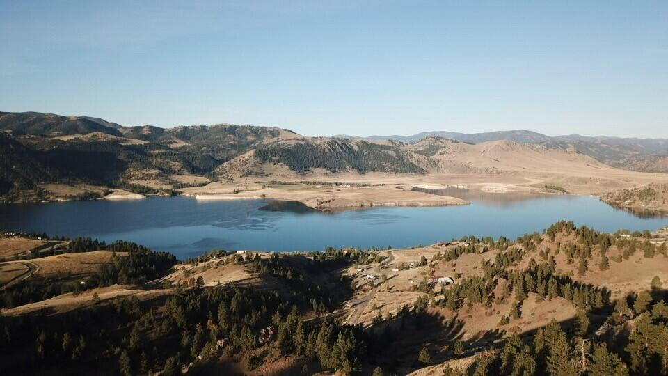 Looking for 40 acres with a view of Holter Lake? Build your custom home overlooking the lake tucked within the privacy of 40 acres. Use it recreationally or as a full time residence.