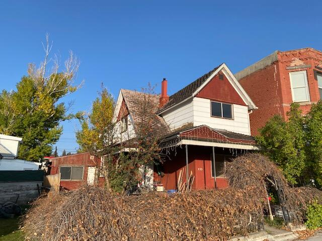 THIS 3 BEDROOM 1 BATH HOME IS LOCATED IN BUTTE'S EMERGING MIDTOWN. THE PROPERTY NEEDS SOME TLC BUT THE POTENTIAL IS UNLIMITED.