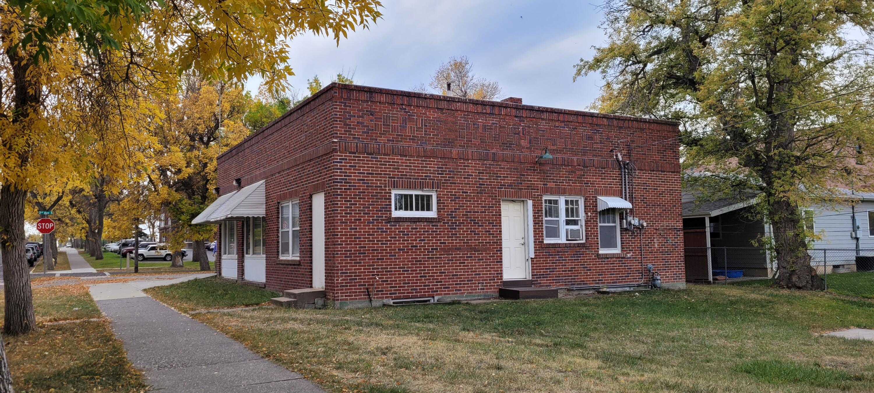 Approx 3128 SF of interior space on approx. 0.172 acre lot. Built in 1965; shelled and ready for remodel. Zoned R-3. Buyer to verify its intended use with City of Great Falls. Permissible uses include residential, group . home, community garden, amateur radio station or home office. Driveway for off-street parking. Back yard. Across from GFHS and 8 blocks from 10th Avenue South. Central air. 8-10' wall height. 2020 Taxes: $169.56.