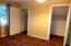 Full length Walk in Closet in 2nd Bedroom
