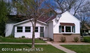 315 E Mount Faith Avenue, Fergus Falls, MN 56537
