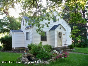 205 S JEFFERSON Avenue, Sebeka, MN 56477