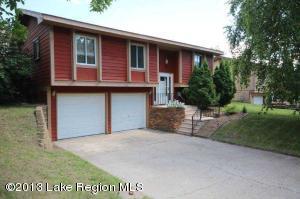 1308 E Hills Drive, Fergus Falls, MN 56537