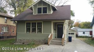 621 S Sheridan Street, Fergus Falls, MN 56537