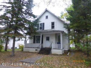 819 S Union Avenue, Fergus Falls, MN 56537