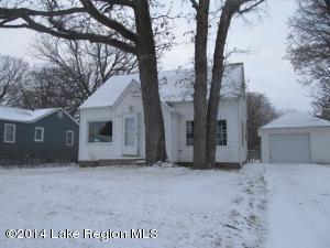 1124 Jackson Avenue, Detroit Lakes, MN 56501
