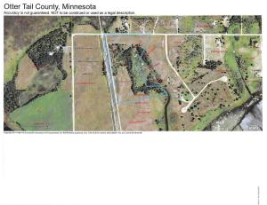 Parcel-L 355th Street, Ottertail, MN 56570
