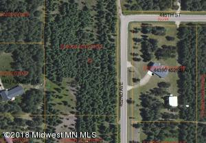 Xxx 452nd Ave, Perham, MN 56573