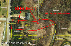 Lot 6 Edmond Drive, Park Rapids, MN 56470