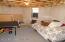 future bedroom--egress is in.