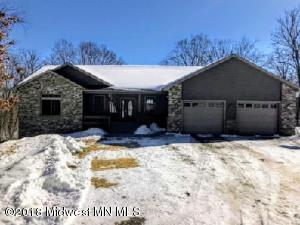 12549 Stilke Lake Road, Frazee, MN 56544
