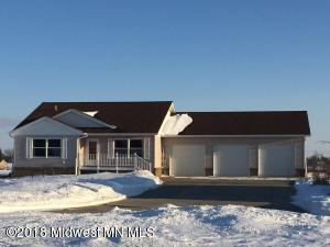 6-bedroom home with triple attached, heated garage.