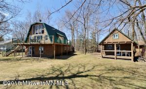 32445 Many Point Scout Camp Road, Ponsford, MN 56575