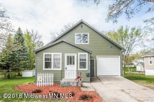 414 W Spruce Street, Fergus Falls, MN 56537