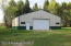 Large shed for all your toys/equipment. 40' x 48'