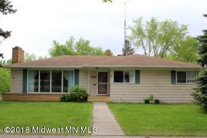 728 E Highland Avenue, Fergus Falls, MN 56537