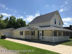 Conveniently located in Perham-Quiet, wonderful front porch, Clean, remodeled 3/bdrm 2 bath Home! Main floor floor handicap accessible master accessible master suite w/walk in shower. Large main floor laundry great storage throughout! Newer roof and siding and oversized garage. Move in ready