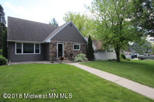 716 E Mt Faith Avenue, Fergus Falls, MN 56537