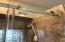 Rail Glass Shower Door