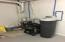 Utility Area 2 - Owned Water Softner & Basket for Future Sump Pump if Needed