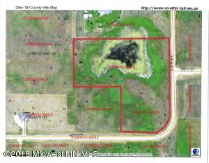 Lot 19&20 413th Avenue, Perham, MN 56573