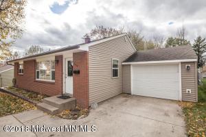 1017 N Cleveland Avenue, Fergus Falls, MN 56537