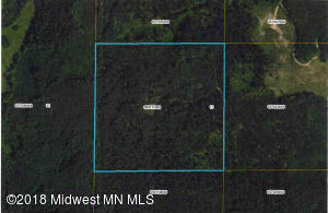 Tbd Smokey Hills Road, Ponsford, MN 56575