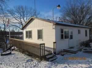 18754 Lake Vermont Road NE, Parkers Prairie, MN 56361