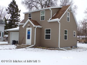 614 2nd Street, Hawley, MN 56549
