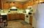Kitchen w/ tons of storage space