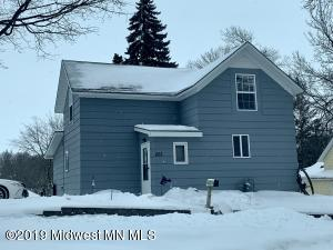 203 W Channing Avenue, Fergus Falls, MN 56537