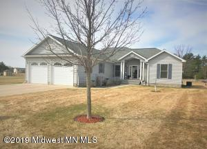 1007 12th Court NW, Perham, MN 56573