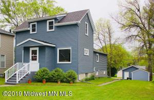 209 W Bancroft Avenue, Fergus Falls, MN 56537