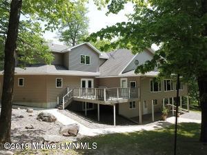 Upper Cormorant Lake Home