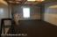 Extra Bedroom, play area, or other! Room will be completed before close.