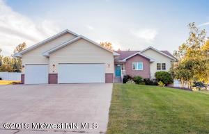 1028 Ridgeview Court, Fergus Falls, MN 56537
