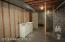 Mechanical Room-Unfinished Bath