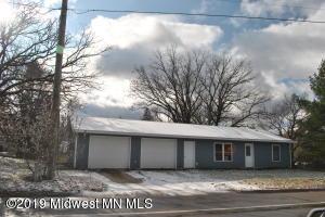 402 Main Avenue E, Frazee, MN 56544