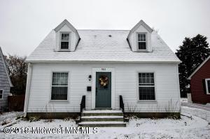 931 W Cavour Avenue, Fergus Falls, MN 56537