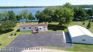 Sauer Lake 1 acre property