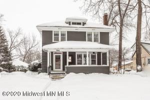 924 E Mt Faith Avenue, Fergus Falls, MN 56537