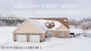 460 248th Street N, Hawley, MN 56549