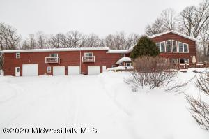 10948 Eagle Lake Road, Frazee, MN 56544