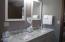 Master Bath / New Vanity & Mirrows