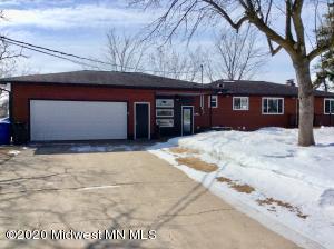 213 Willow Avenue W, Frazee, MN 56544