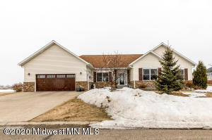 918 Red Willow Drive, Frazee, MN 56544