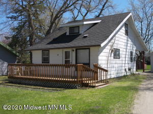 Great Deck and Newer Shingles